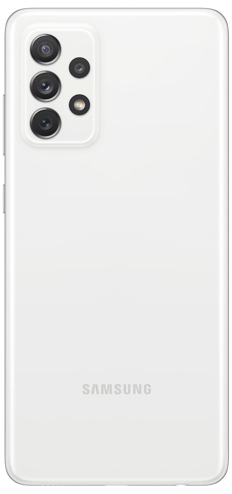 Samsung Galaxy A72 DS (SM-A725) 256GB White - 3