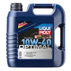 Liqui Moly Моторное масло Optimal 10W-40 3930