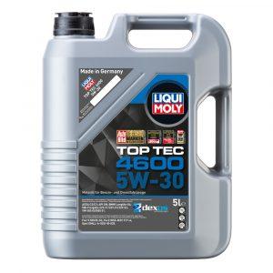 Liqui Moly Motor yağı Top Tec 4600 5W-30 2316/8033