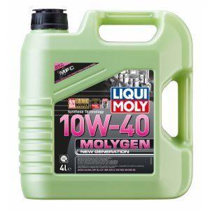 Liqui moly Моторное масло Molygen New Generation 10W-40 9060
