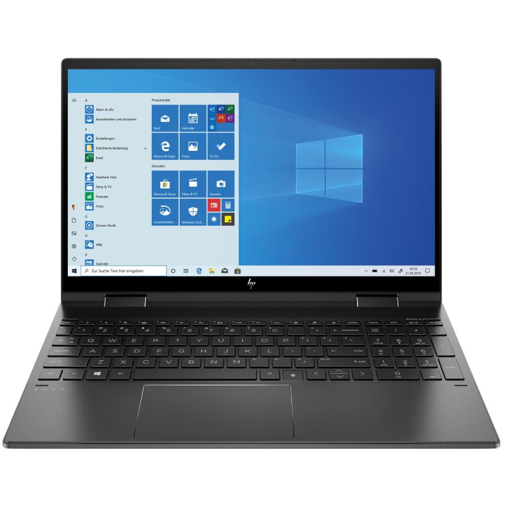 Ноутбук HP ENVY x360 15-ee0004ur (15C93EA)  - 1