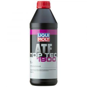 Liqui Moly-Sürətlər qutusu üçün yağ ATF Top Tec 1900 3648