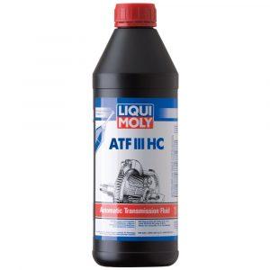 Liqui Moly Sürətlər qutusu üçün yağ ATF III HC 3946