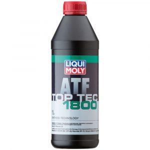 Liqui Moly Sürətlər qutusu üçün yağ ATF Top Tec 1800 3687/2381