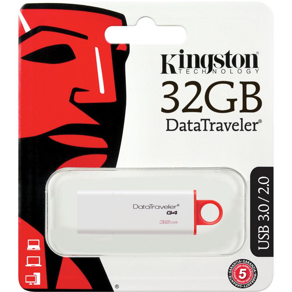 Флэш карт Kingston 32GB IG4 / DTIG4/32GB-N  - 2