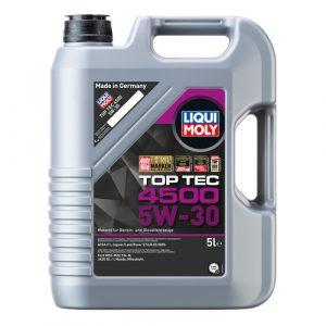Liqui Moly Motor yağı Top Tec 4500 5W-30 2318/2378