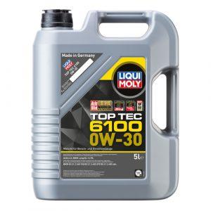 Liqui Moly Motor yağı Top Tec 6100 0W-30 20779