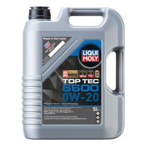 Liqui Moly Motor yağı  Top Tec 6600 0W-20 21411