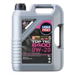 Liqui Moly Motor yağı Top Tec 6400 0W-20 21585