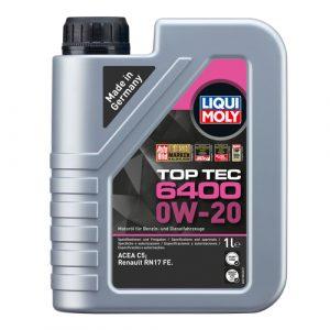 Liqui Moly Motor yağı Top Tec 6400 0W-20 21584