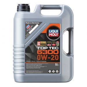 Liqui Moly Motor yağı Top Tec 6300 0W-20 21217