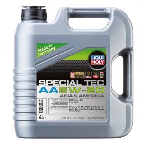 Liqui Moly Motor yağı Special Tec AA 5W-20 7621