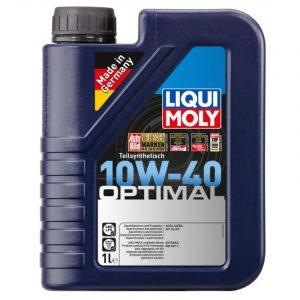 Liqui Moly Моторное масло Optimal 10W-40 3929