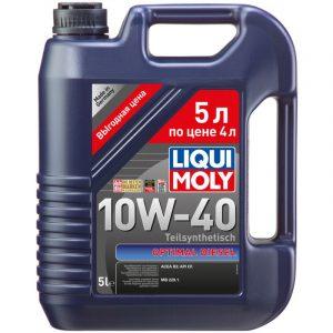 Liqui Moly Моторное масло Optimal Diesel 10W-40 2288