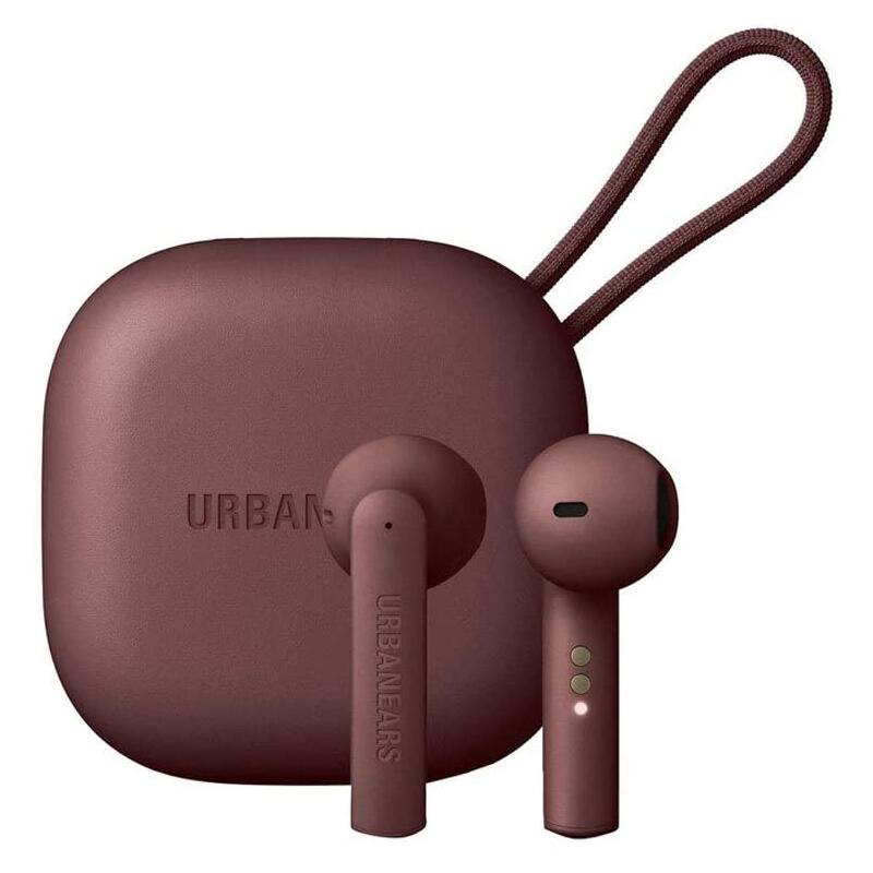 Наушники TWS Urbanears Luma True Maroon  - 1