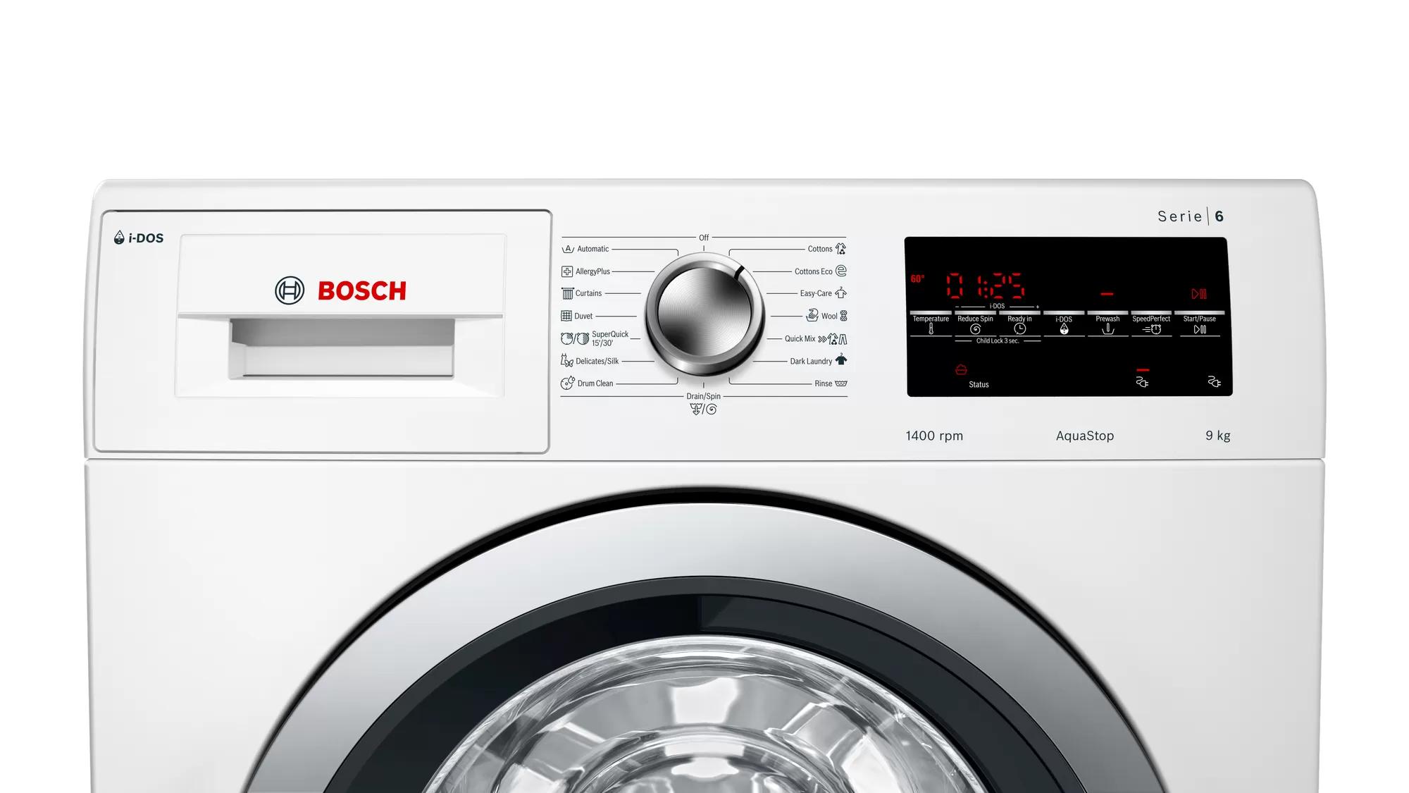 Paltaryuyan Bosch WAT28S48  - 4