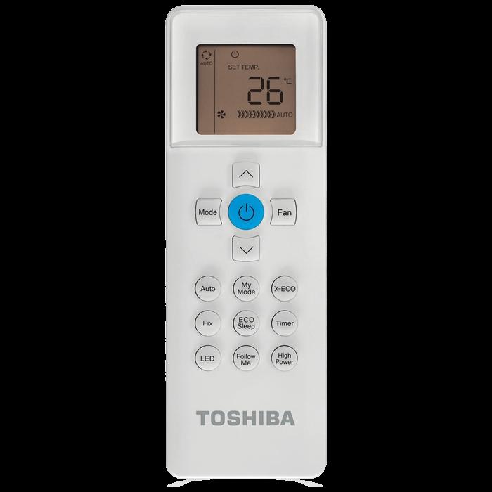 Кондиционер TOSHIBA RAS-09U2KHS-EE  - 3