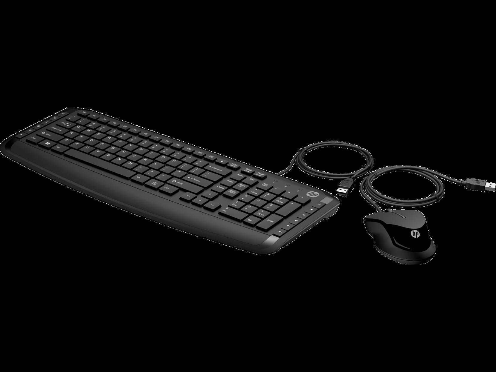 Клавиатура HP Capri Combo Keyboard / 9DF28AA  - 2