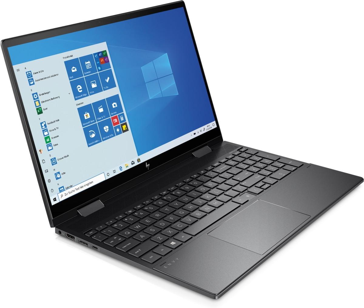 Ноутбук HP ENVY x360 15-ee0004ur (15C93EA)  - 3