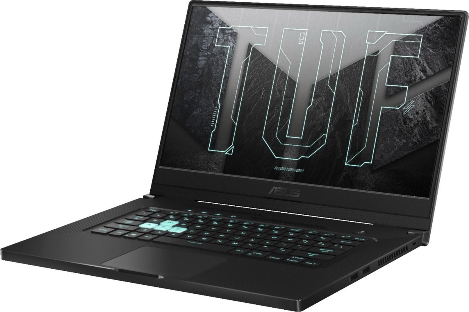 Ноутбук Asus Tuf Dash FX516PM-211.TF15 (90NR05X1-M03100)  - 2