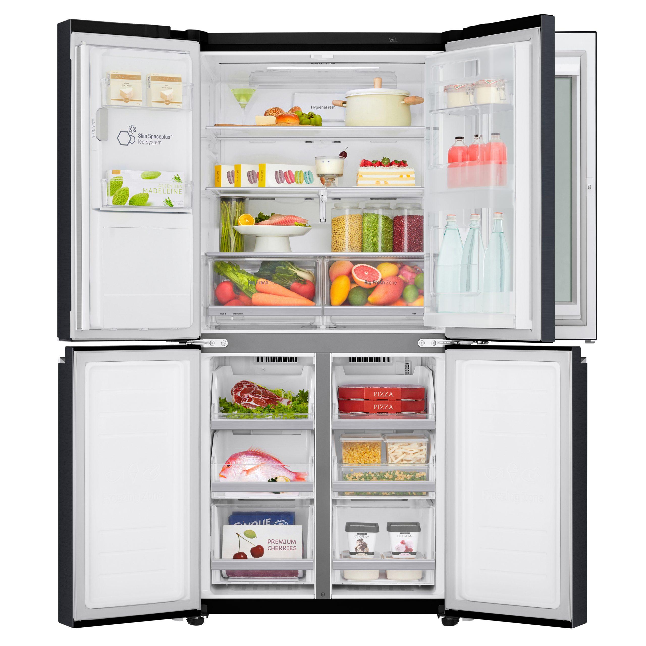 Холодильник LG GR-X29FTQEL  - 3