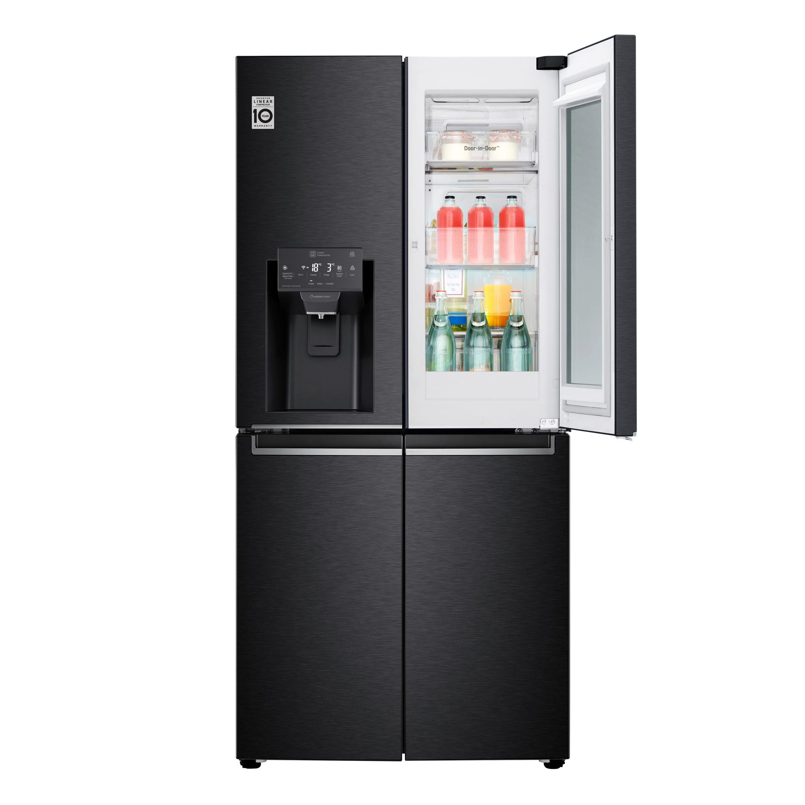 Холодильник LG GR-X29FTQEL  - 4