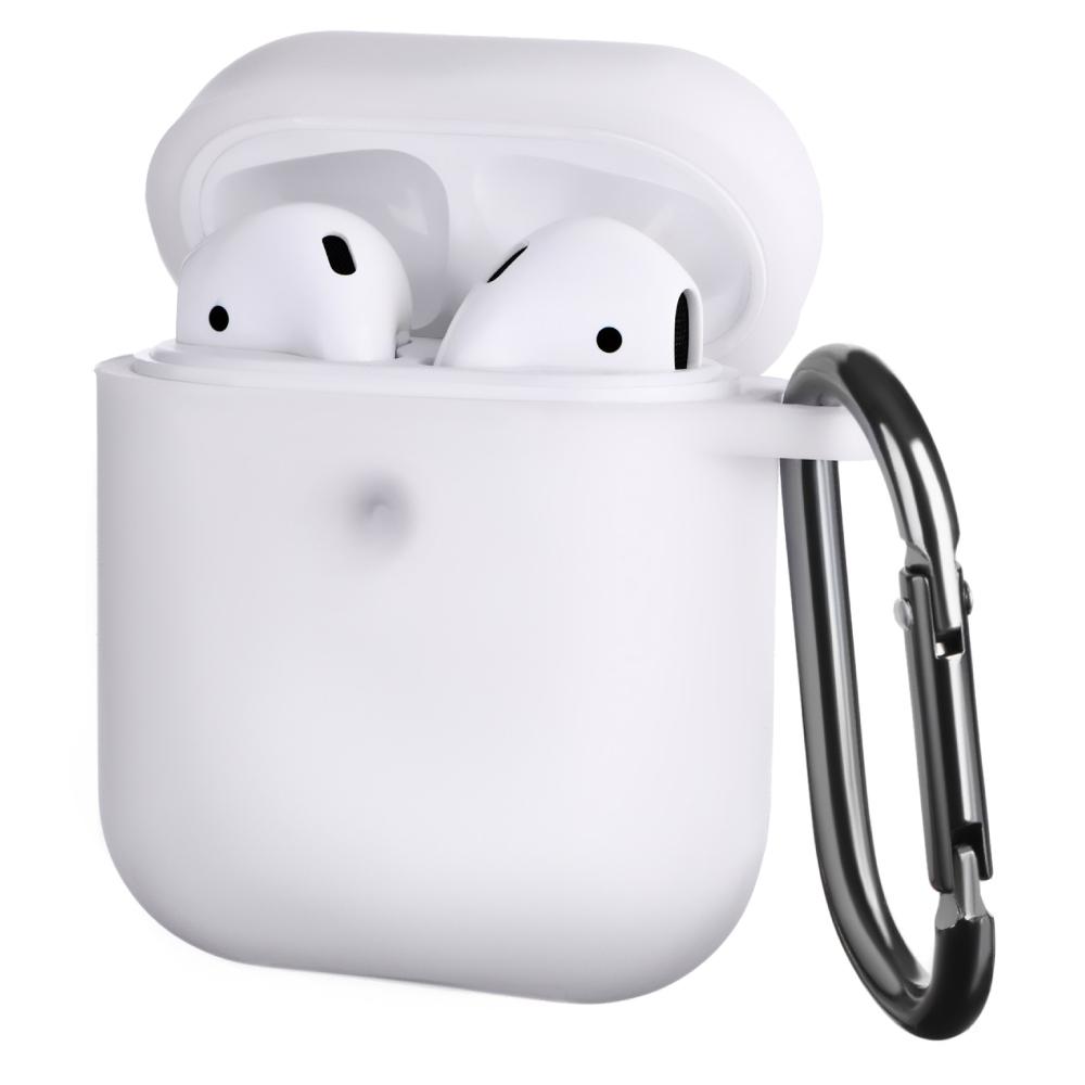 Case for Airpods 2E White  - 2