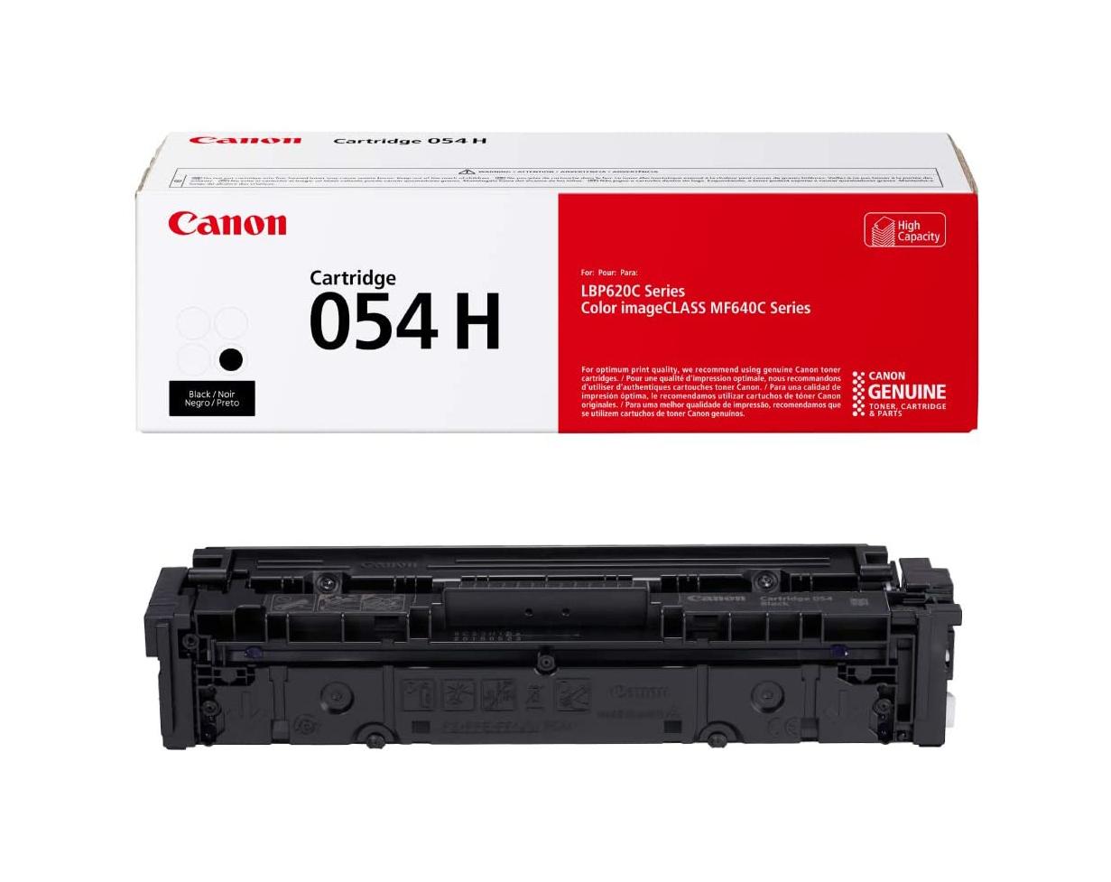 Картридж Canon LBP CRG054 H Bk (3028C002)  - 2