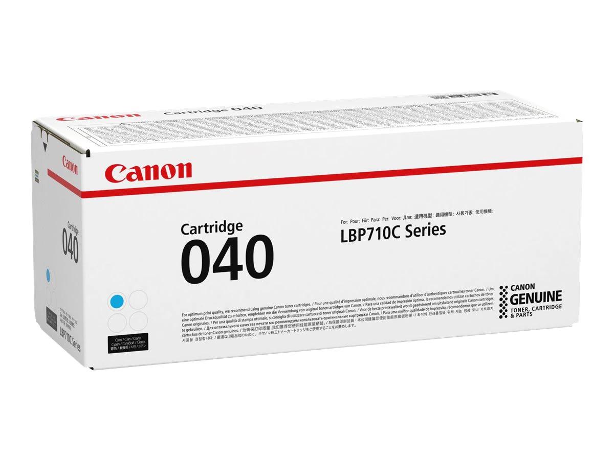 Картридж Canon CRG-040 C (0458C001-N)  - 2
