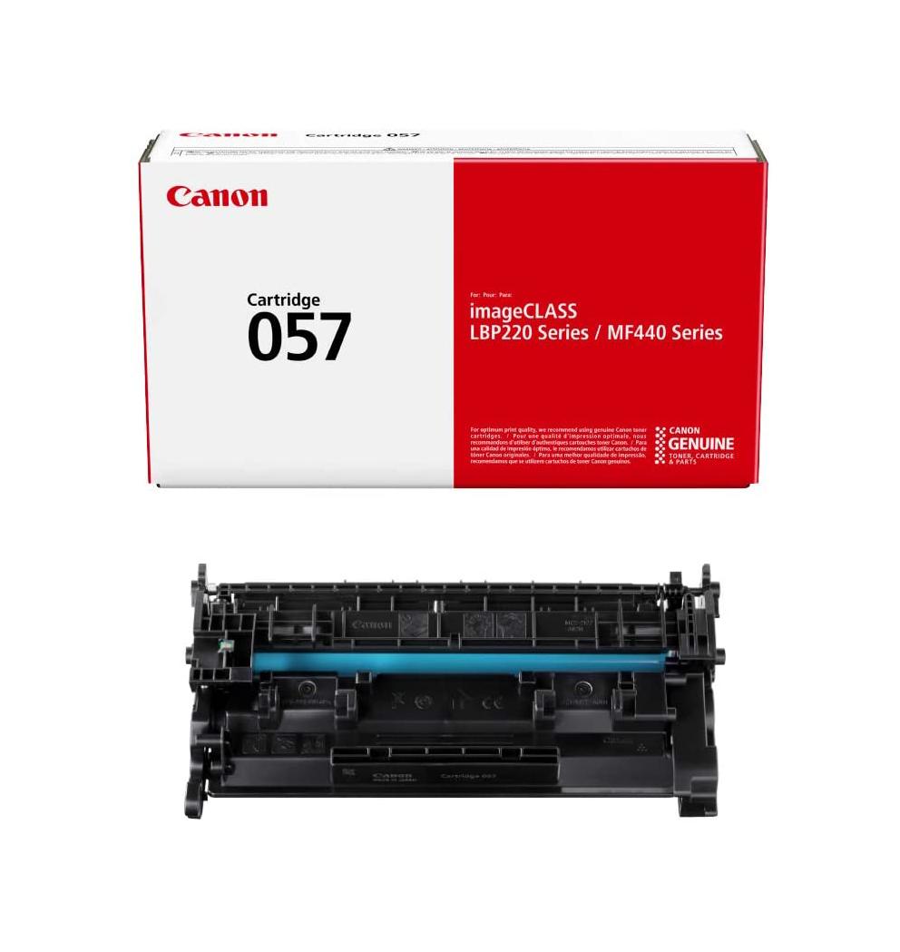 Картридж Canon CRG 057 H BK (3010C002-N)  - 2