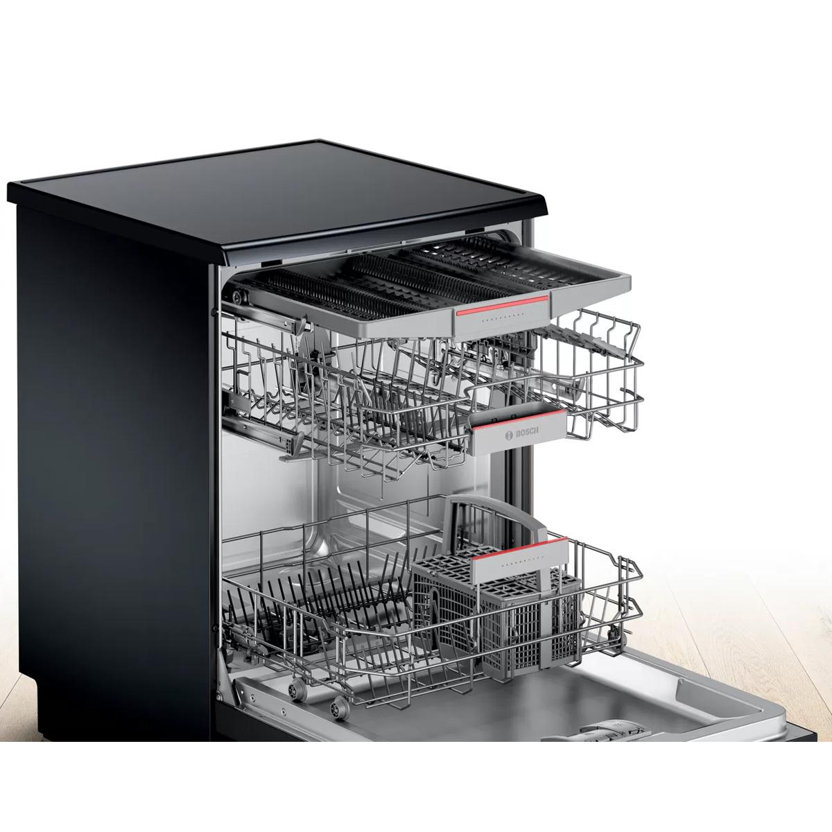 Посудомоечная машина Bosch SMS46NB01B (черный)  - 3