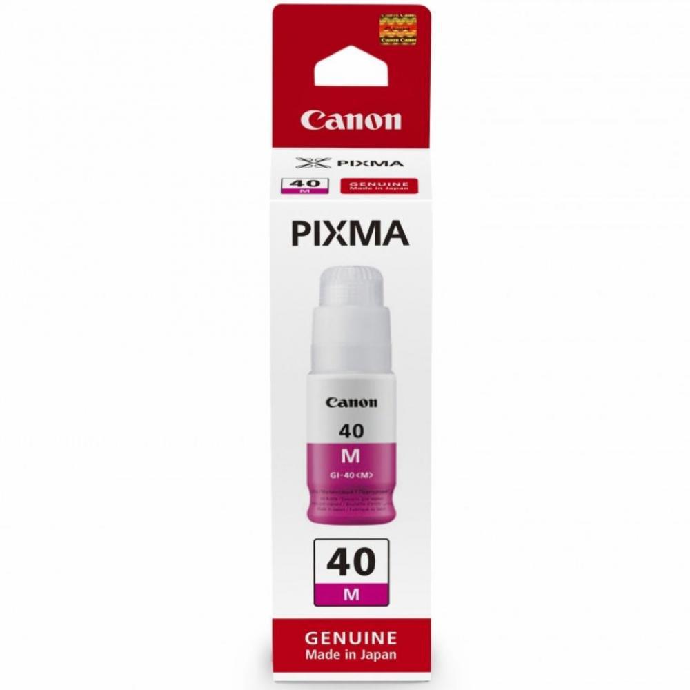 Картридж Canon GI-40 Magenta (3401C001-N)  - 2