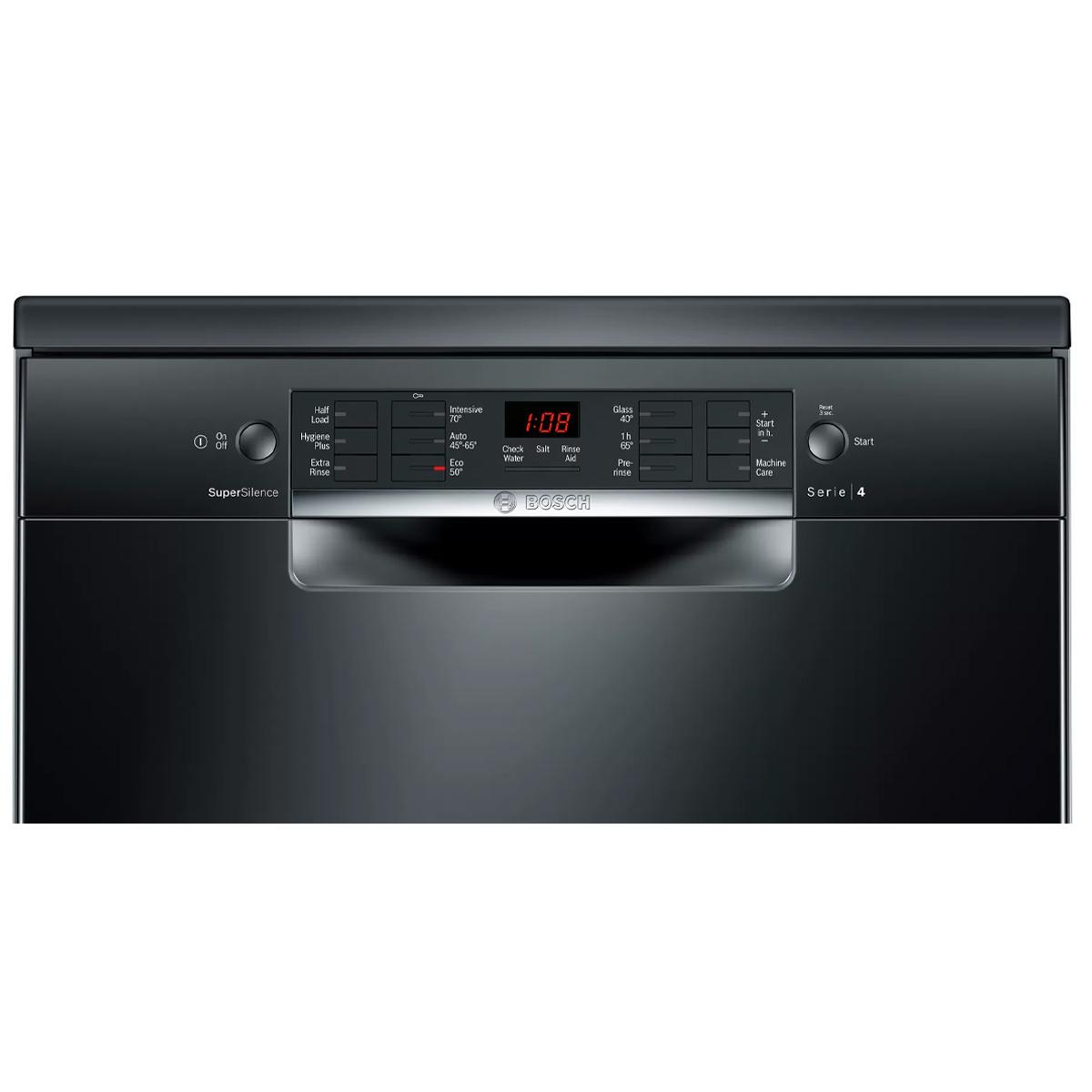 Посудомоечная машина Bosch SMS46NB01B (черный)  - 2