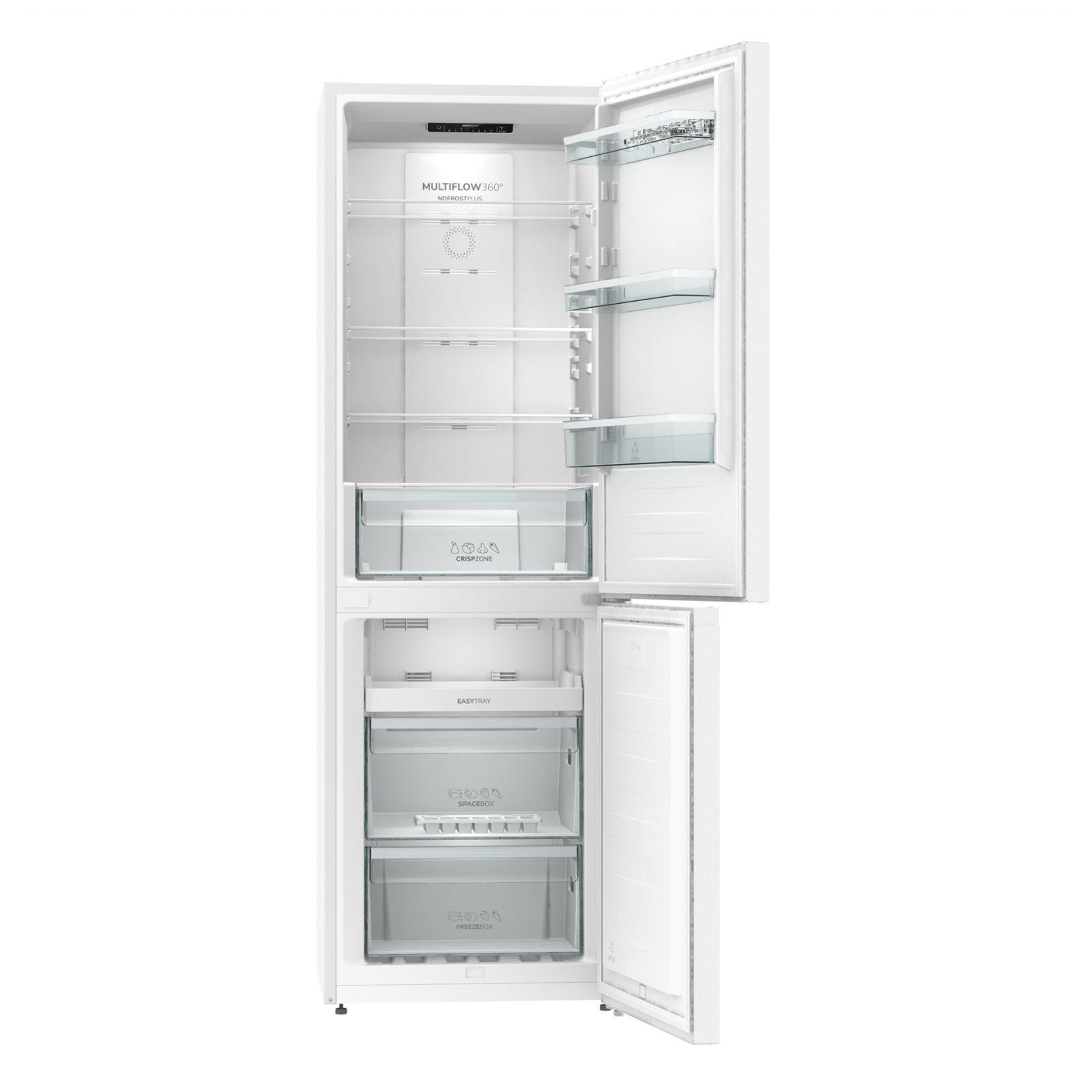 Холодильник Gorenje NRK6191PS4 (Серебряный)  - 2