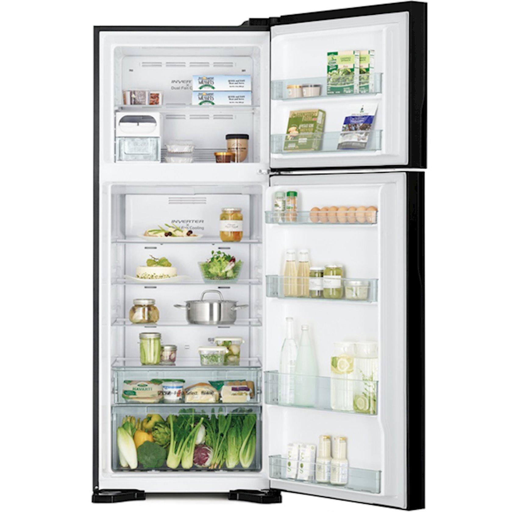 Холодильник HITACHI R-V540PUC7 BBK  - 2