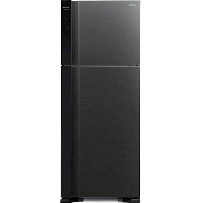 Холодильник HITACHI R-V540PUC7 BBK  - 1