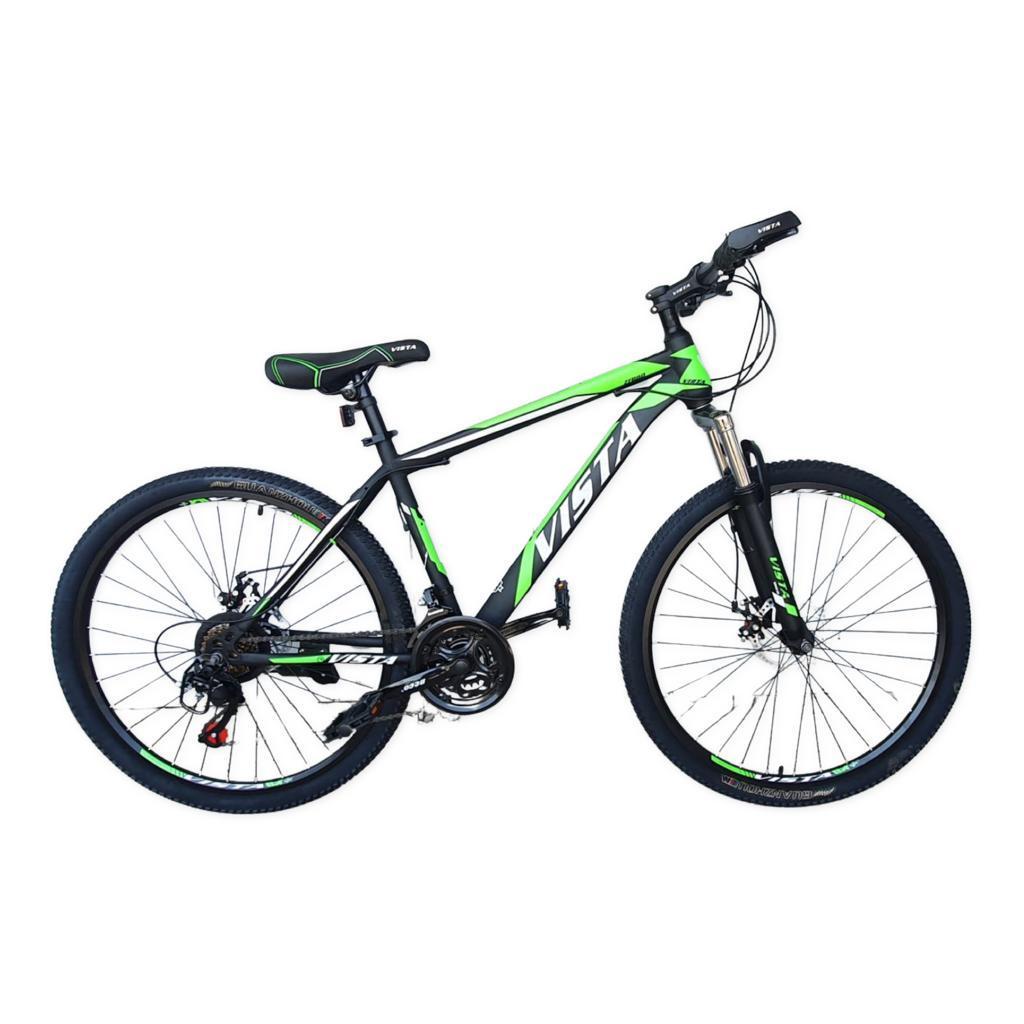 Velosiped Bike  Vista CN.29-ZF660-40 Black-green - 1