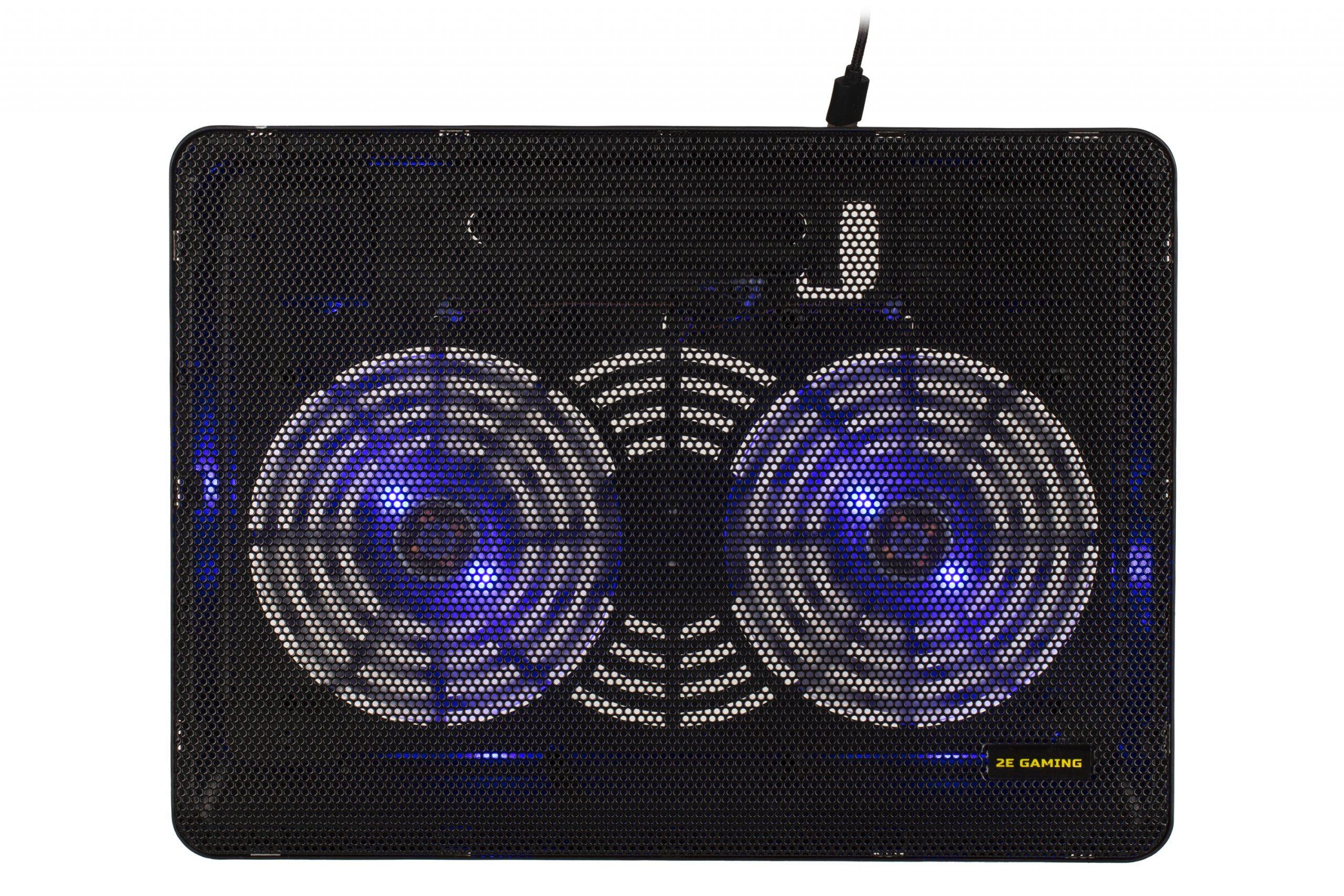 Cooling Pad 2E-CPG-001 Black  - 3