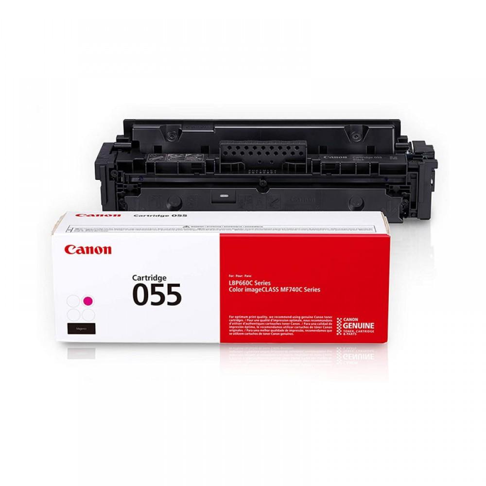 Картридж Canon LBP CRG055H M (3018C002)  - 1