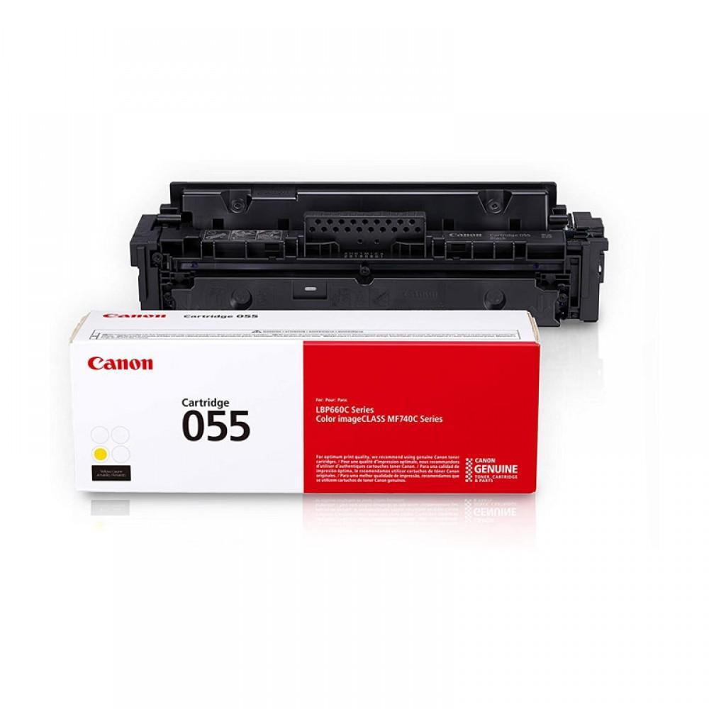 Kartric Canon LBP CRG055 Y (3013C002)  - 1