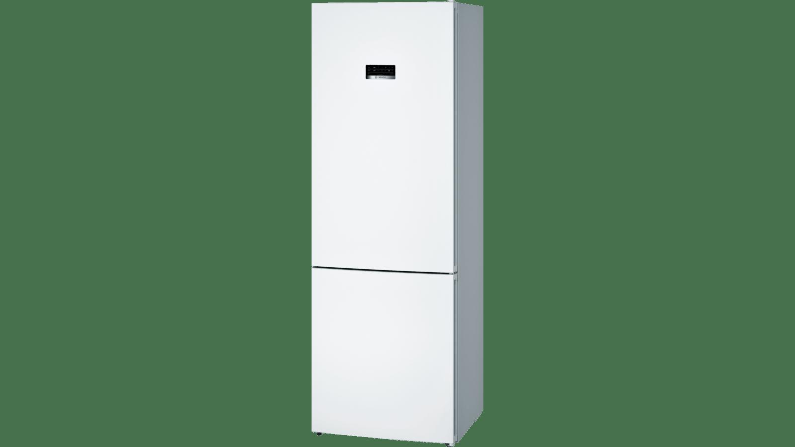 Холодильник Bosch KGN49XW30U (Белый)  - 1