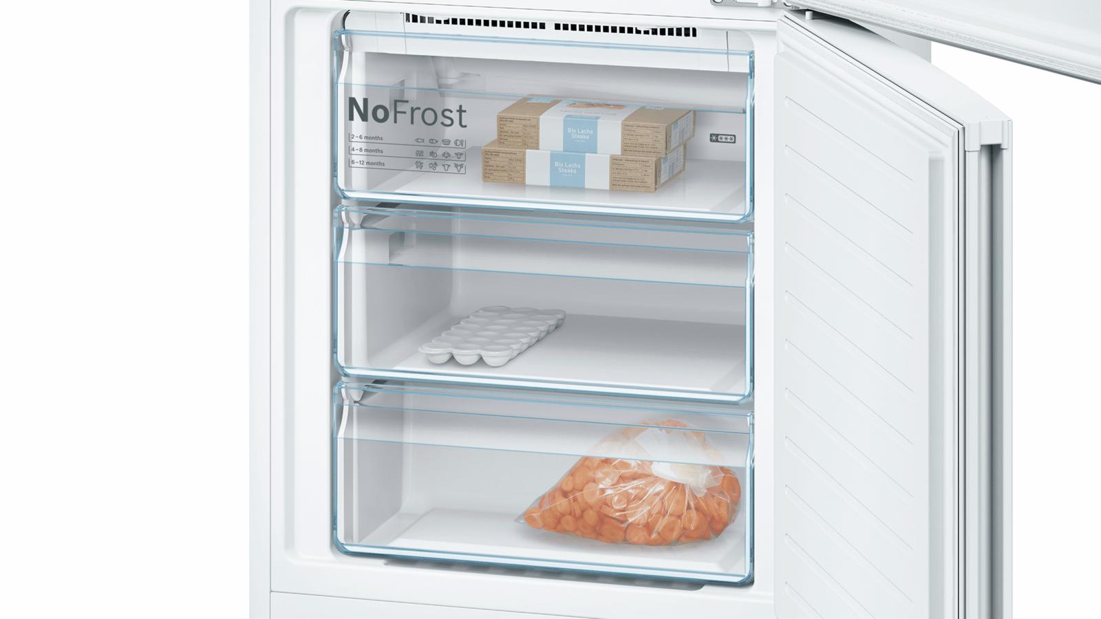 Холодильник Bosch KGN49XW30U (Белый)  - 3