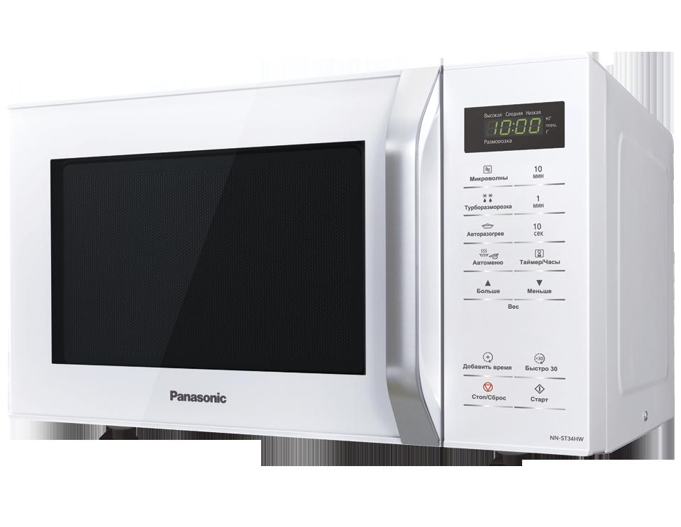 Mikrodalğalı soba PANASONIC NN-ST34HWZPE  - 1
