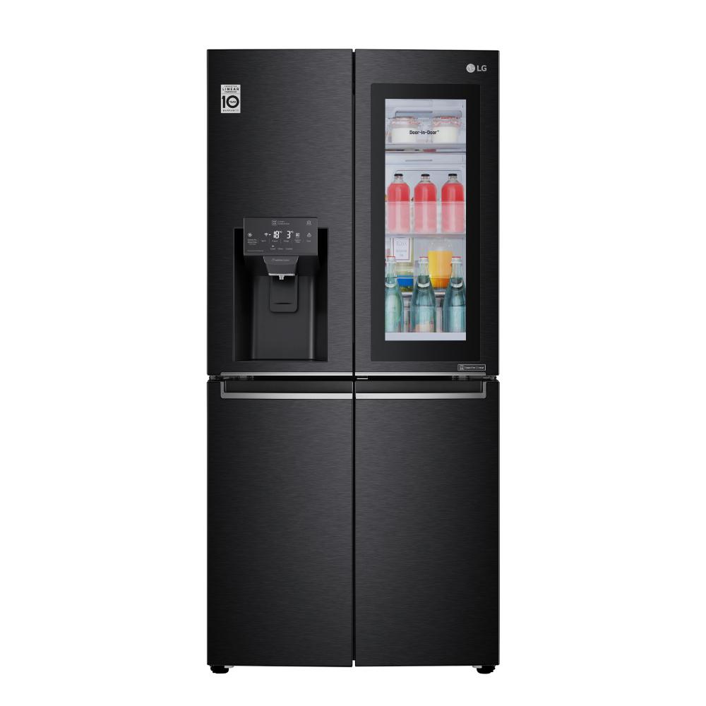 Холодильник LG GR-X29FTQEL  - 1