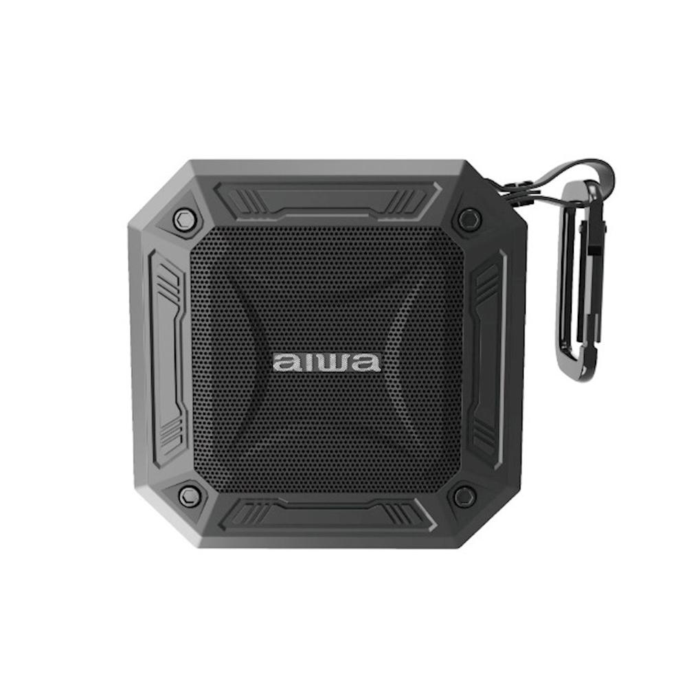 Портативная колонка Speaker AIWA SB-X80 Черный  - 1