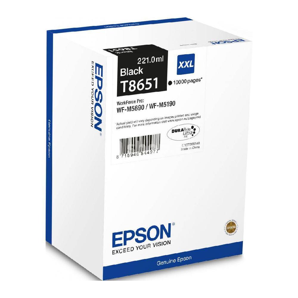 Kartric Epson C13T865140-N  - 1