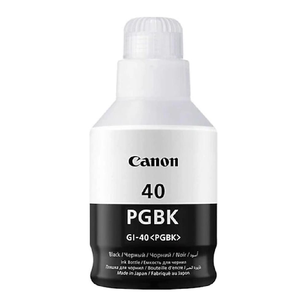 Картридж Canon INK GI-40 BK (3385C001)  - 1
