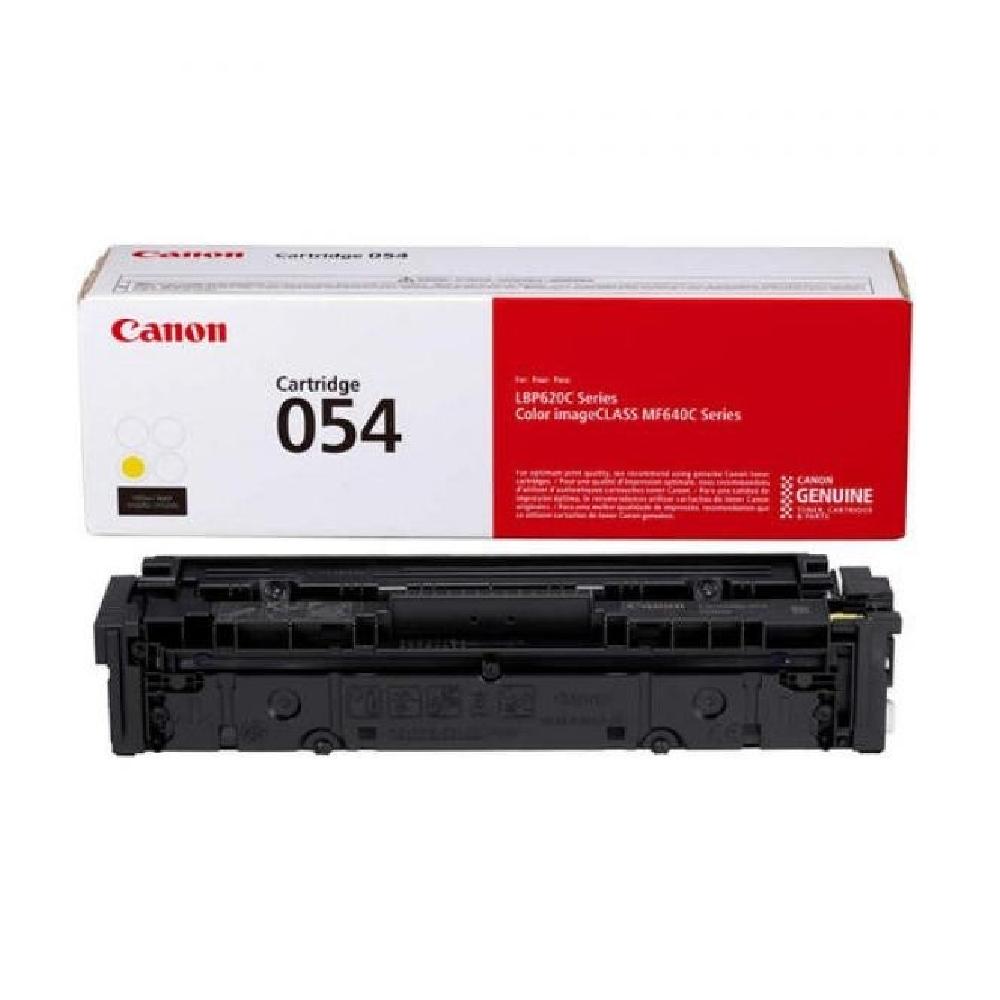 Картридж Canon LBP CRG054 Y (3021C002)  - 1