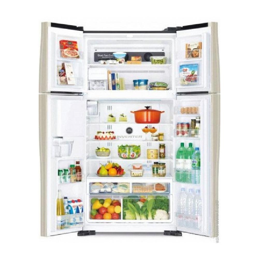 Холодильник HITACHI R-W660PUC7 GPW  - 2