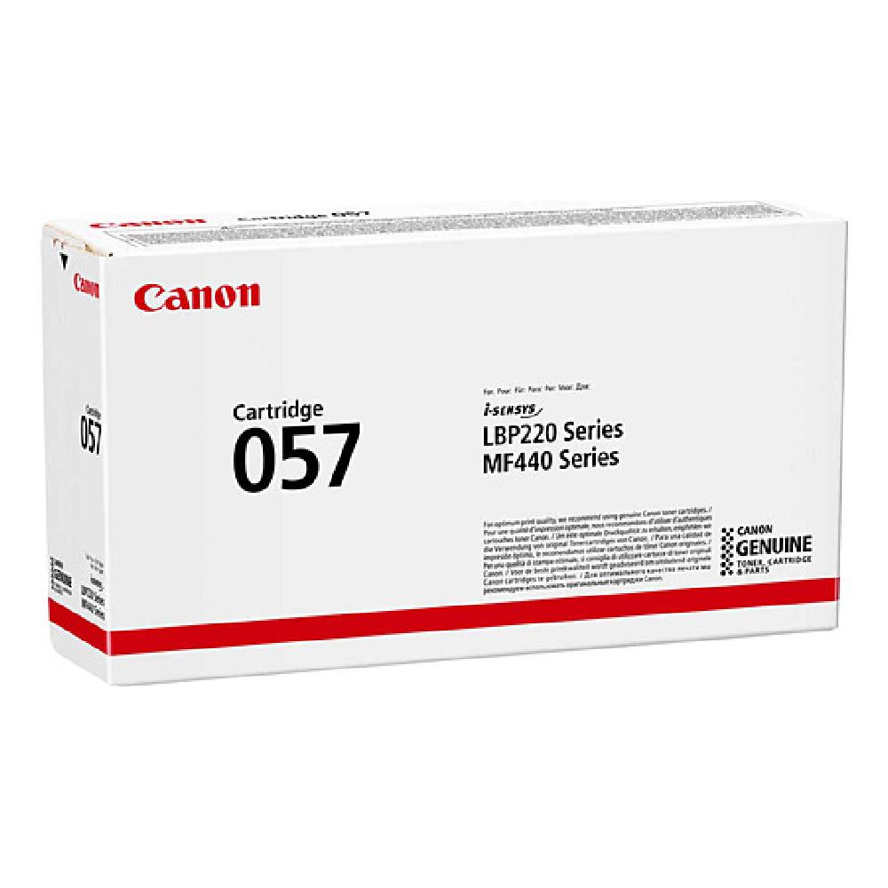 Картридж Canon CRG 057 H BK (3010C002-N)  - 1